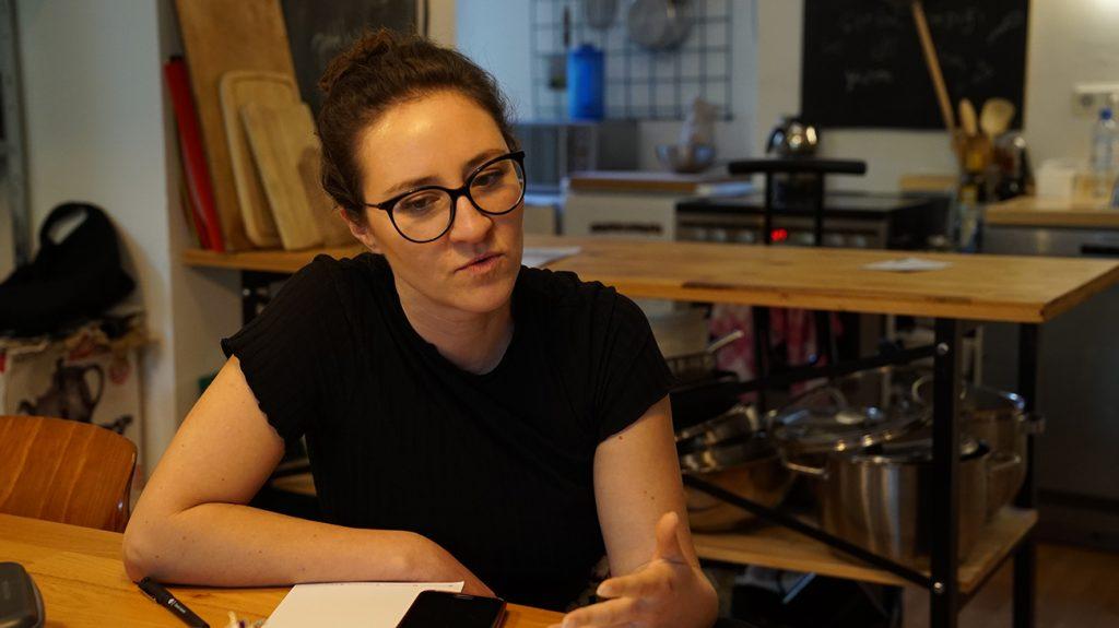 Interview mit Julia Deniz Güngür