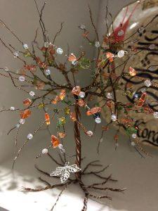 """Das ist ein Bild des Wunschbaumes """"Heiliger Baum"""""""