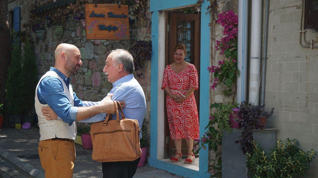 """Bild aus dem türkischen Film """"Bizi hatirla - Remember us"""""""