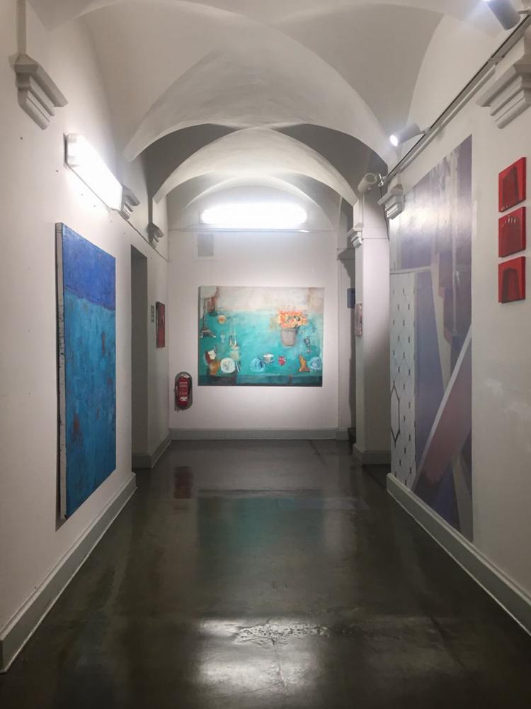 Süheyla Asci - Atelier in Berlin - Schöneberg