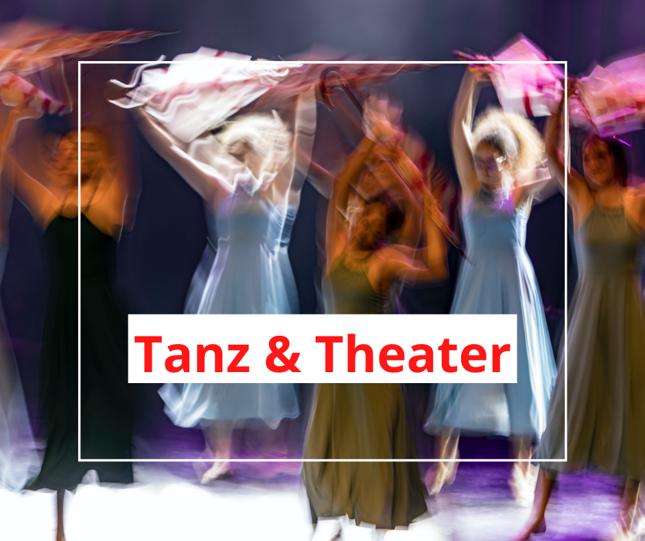 Einblicke in die facettenreiche Welt der Schauspiel-, Tanz & Theaterkunst
