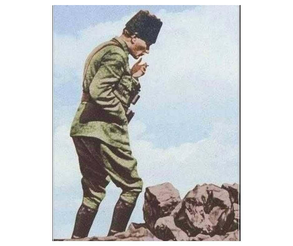 30. August – Der Tag des Sieges/Zafer Bayramı