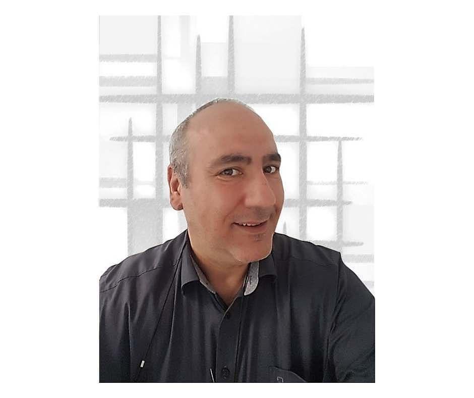 Buchautor Levent Kesik