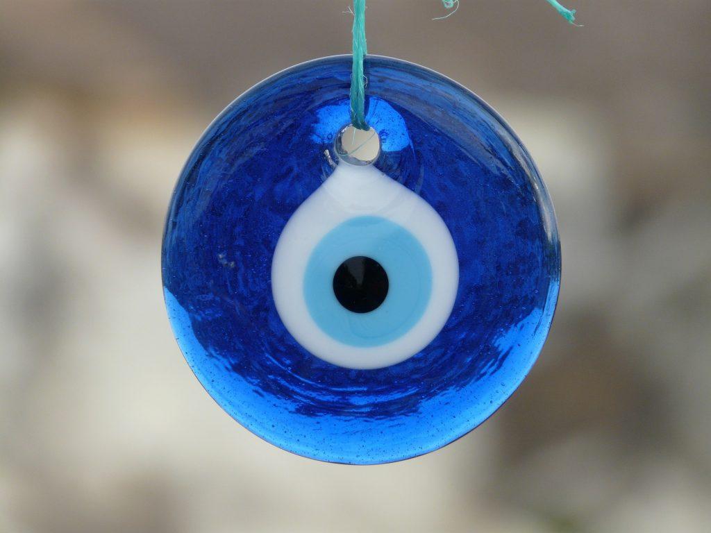 Nazar Boncuk …oder über die Bedeutung des blauen Auges