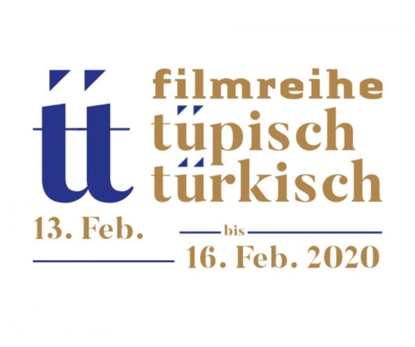 Logo Filmreihe tüpisch türkisch