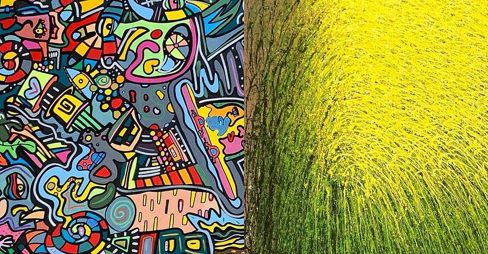 Ausstellungseröffnung im Canvas Atelier Berlin
