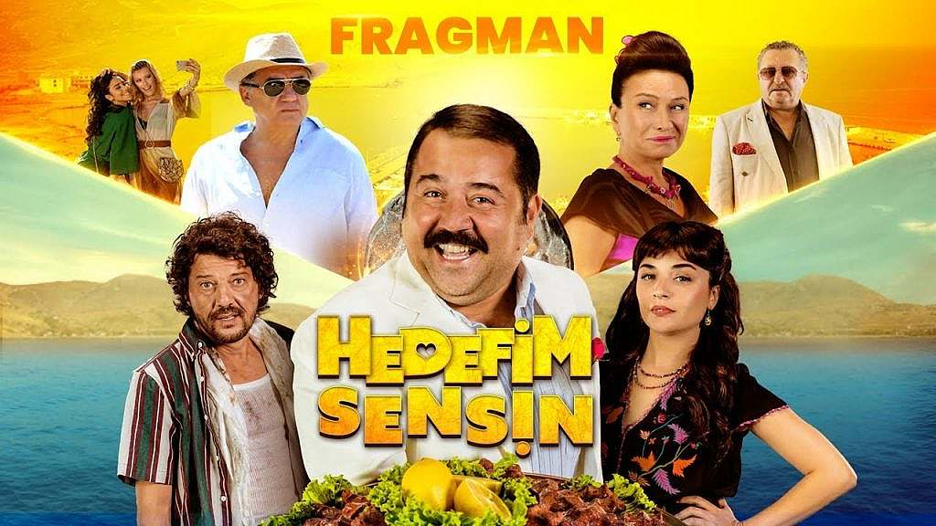 Hedefim Sensin / Du bist das Ziel - der Kinofilm